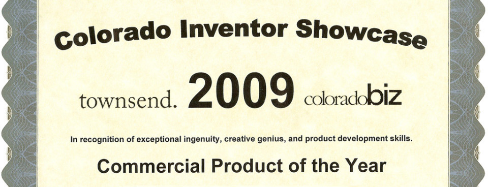 2009 Inventor Showcase Award