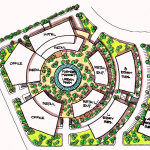 Energy Oasis® Arapahoe Site Plan