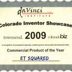2009 Inventor Showcase Award